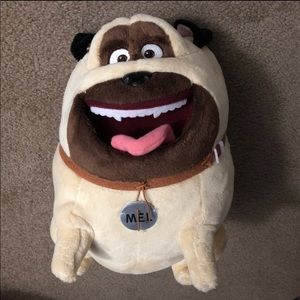 Mel From The Secret Life Of Pets Plush
